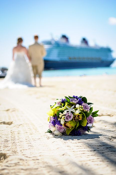 Sail away to paradise on your wedding day with Disney Cruise Line