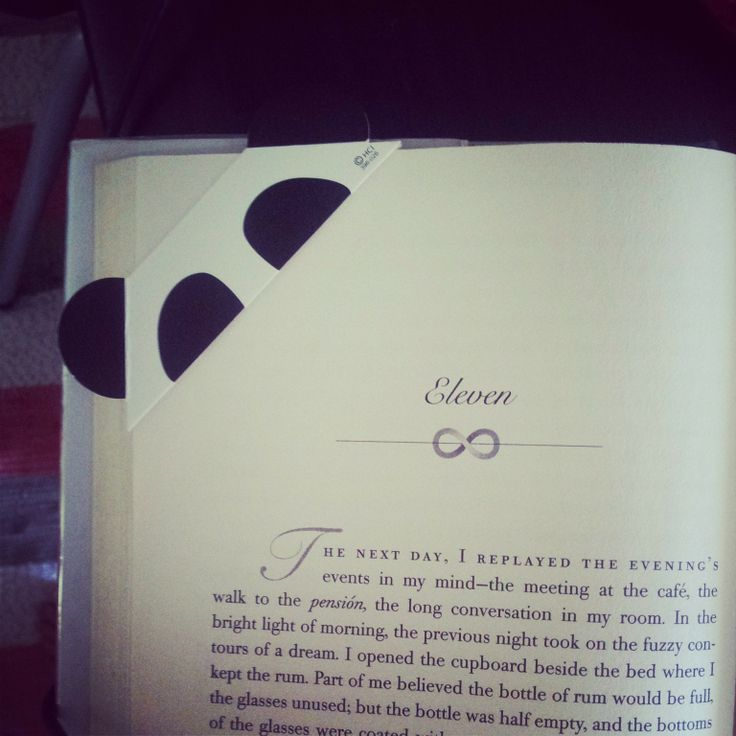 Cute #bookmark. Reading No One You Know by Michelle Richmond.