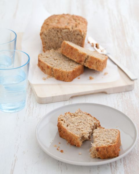 This banana bread from 12WBT looks so delicious! I might have to take it to work and give it away so I don't eat the whole loaf!