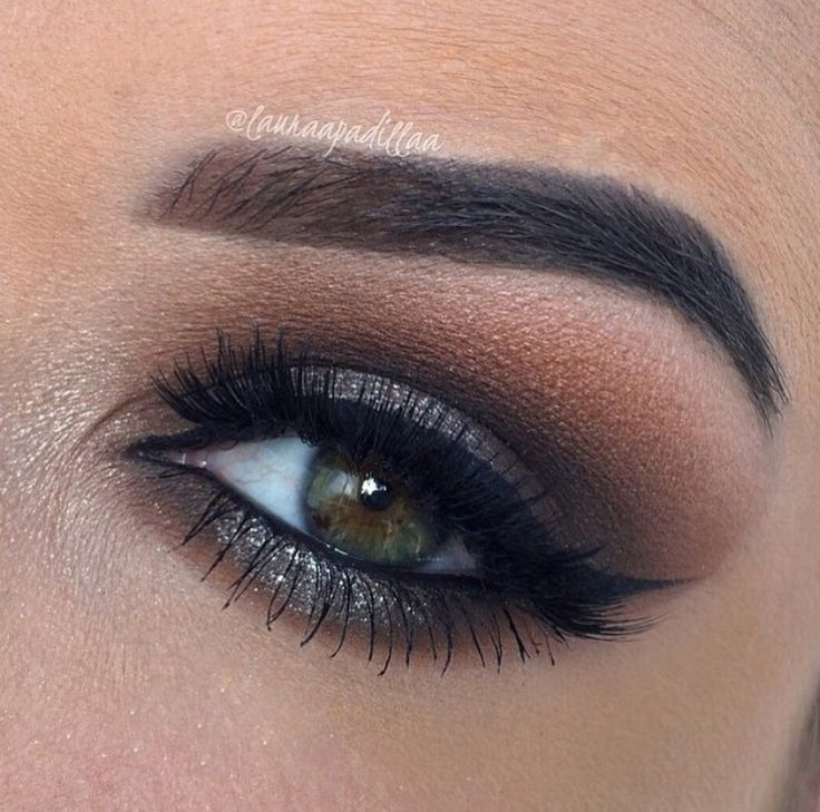 Now this is a Gorgeous Eye Color Arrangement For HAZEL EYES!!! love.
