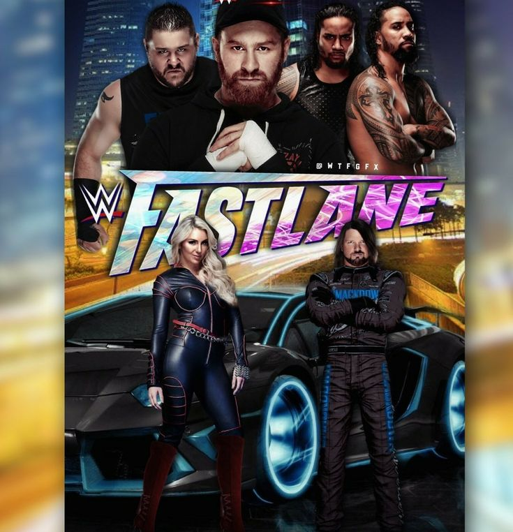 21 best WWE FASTLANE 2018 images on Pinterest | Banks, Charlotte ...