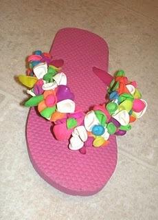 Beach party craft