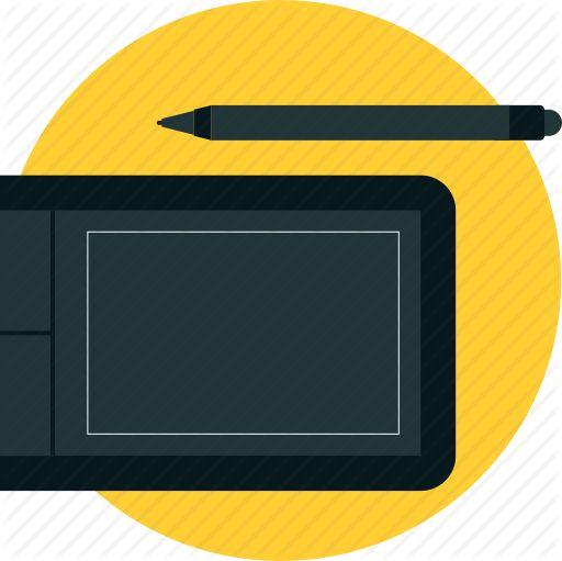 art, build, create, custom, design, designer, development, digital, drawing, equipment, graphic, making, pen, process, product, service, sketching, tablet, tool, tools, wacom, web, working icon