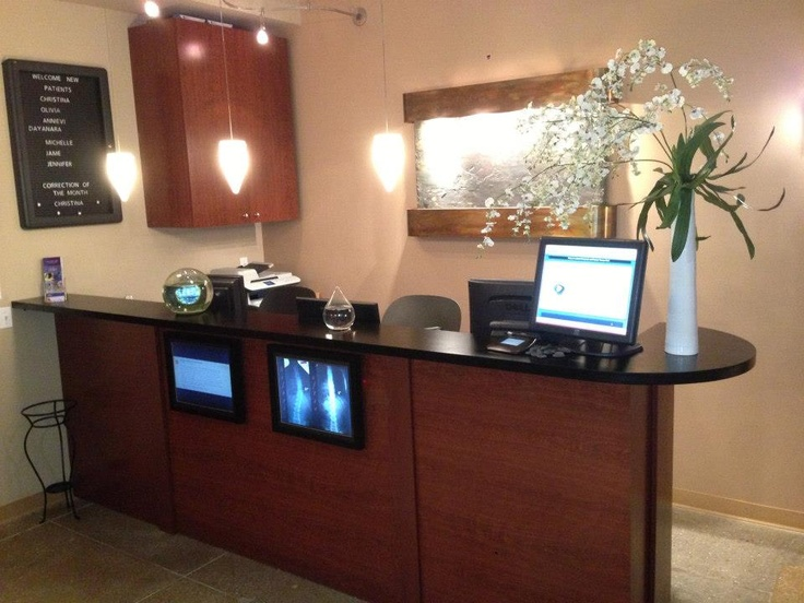 Chiropractic office in nyc chiro pinterest Chiropractic office designs