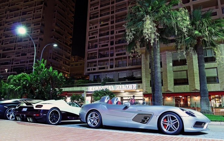 11 best perfect 10 car garage images on pinterest car for Garage mercedes monaco