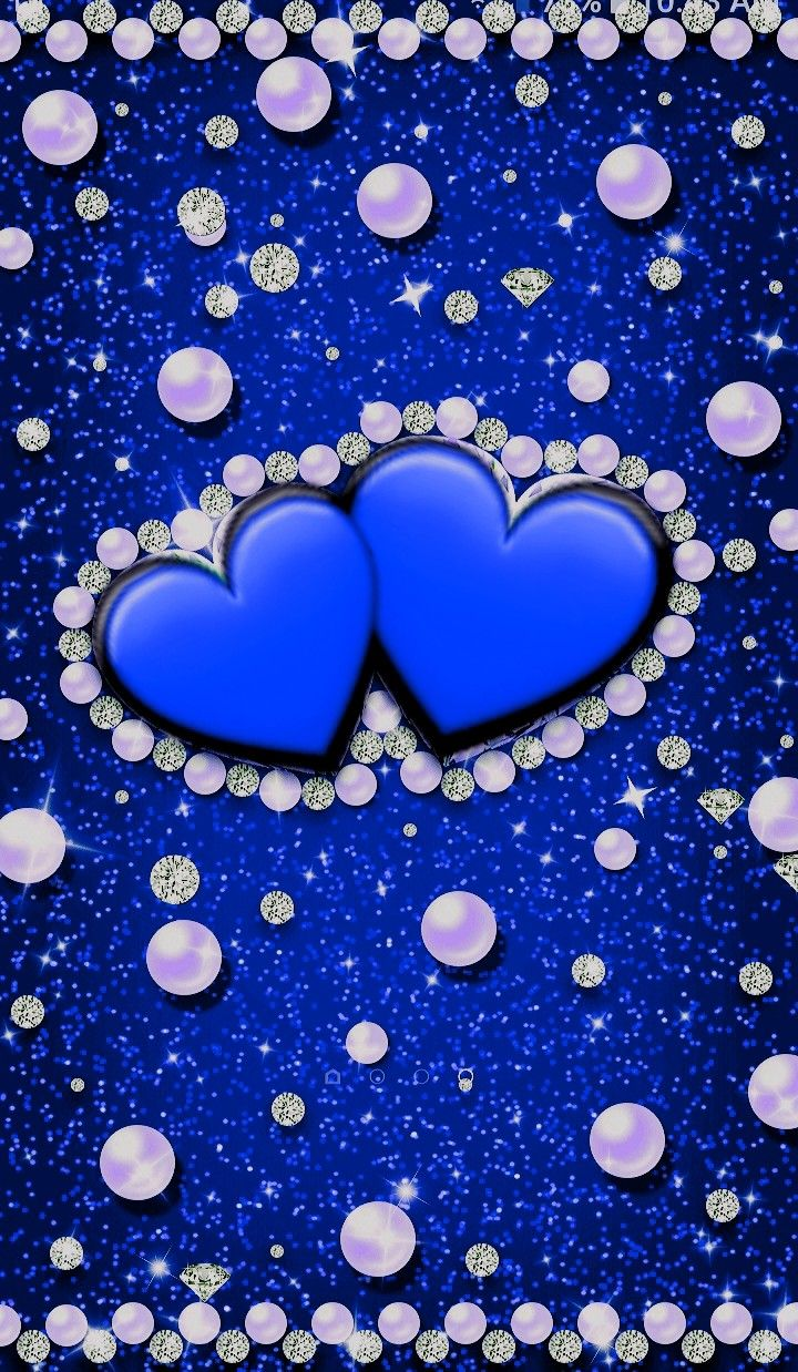 Wallpaper By Artist Unknown Heart Iphone Wallpaper Heart Wallpaper Glitter Phone Wallpaper