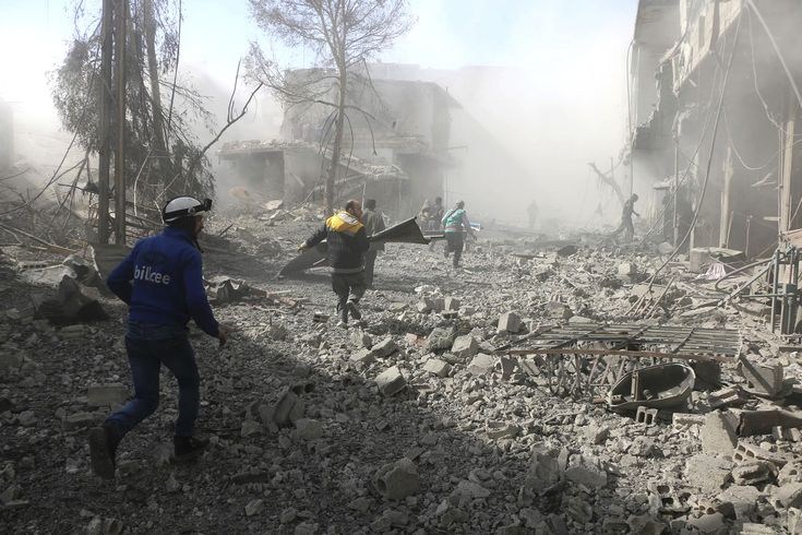 ICYMI: More than 100 killed in Syria assault on Damascus suburb