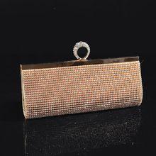 Luxus Damen Strass Gold Clutch Mode Frauen Abendtasche Kette Handtasche Braut Hochzeit Brieftasche Taschen SMYCYX-A0031 //Price: $US $31.30 & FREE Shipping //     #clknetwork