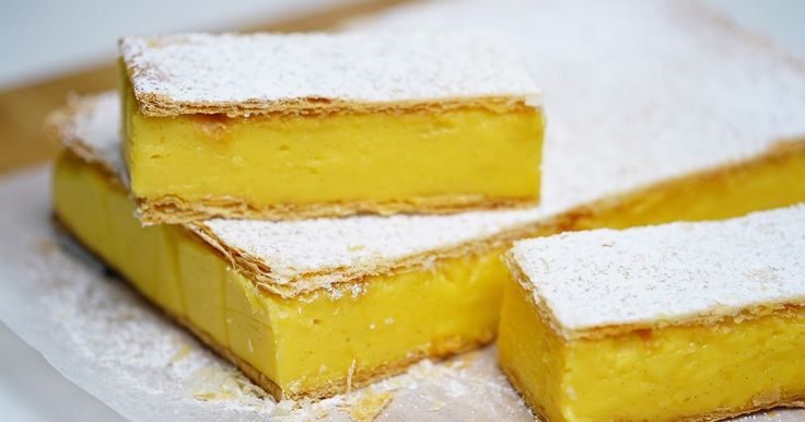 Reminisce with a childhood favourite with this classic vanilla slice recipe.