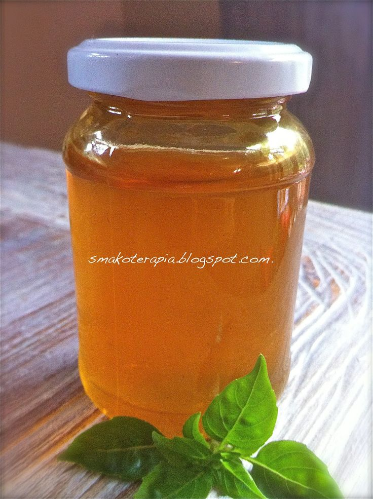 smakoterapia: SYROP Z MNISZKA LEKARSKIEGO BEZ CUKRU czyli miodek majowy…