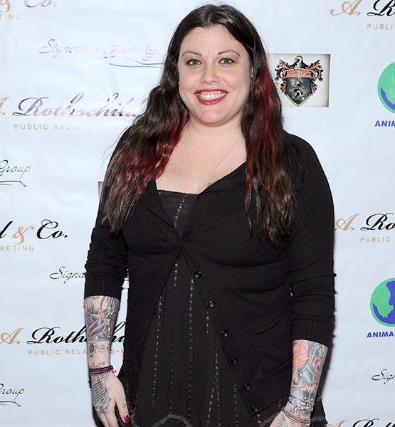 Mia Tyler, daughter of Steven Tyler