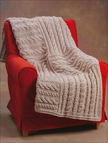 20 Easy Knitted Blankets and Throws from KnitPicks.com Knitting by Staff of Martingale & Company On Sale