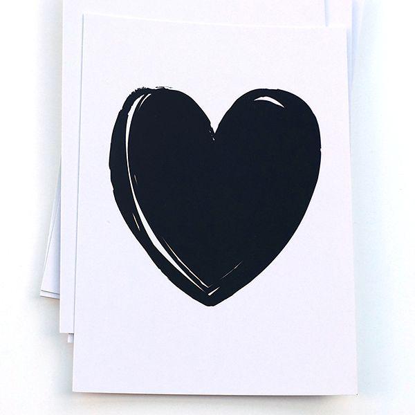 Ansichtkaart uit de webshop: Heart.