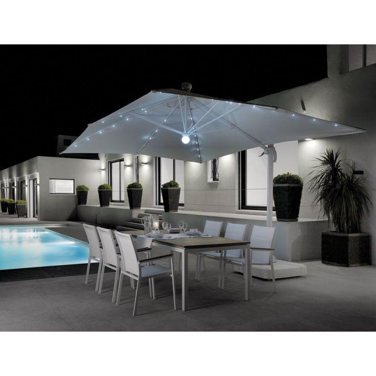 Parasol Umbrella, Contemporary Outdoor Furniture Design at Cassoni.com