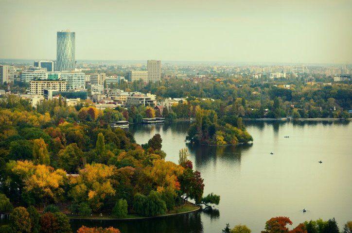 Stocul modern de spații de birouri din București a depășit 2 milioane de mp