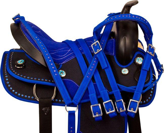 Royal Blue Tack Set