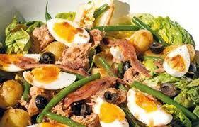 Voor ons het allerlekkerste Salade Nicoise-recept.