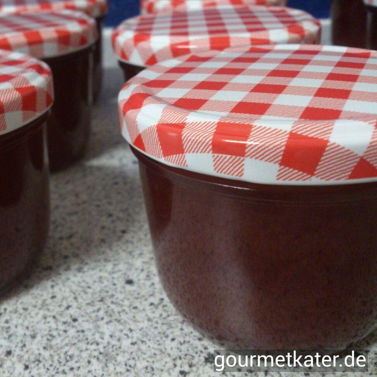 Frisch gekocht, bald auf http://www.gourmieze.de ! #food #marmelade #Jan #shopping