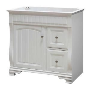 Photo Gallery For Photographers Vanity Cabinet Only in White really like