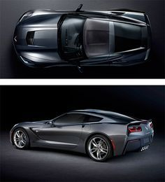 2014 Chevy Corvette Stingray- Jan needs to get here quick!