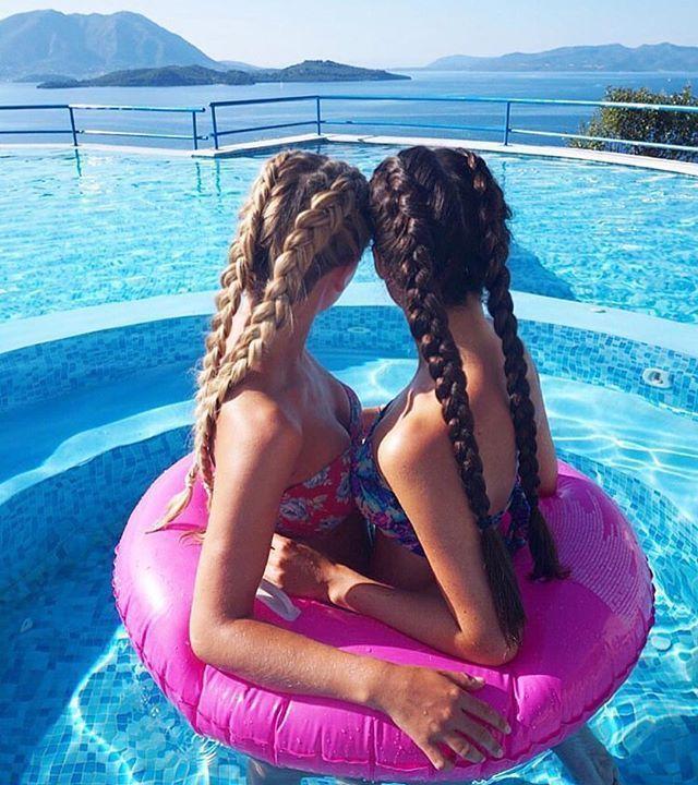 Resultado de imagen para fotos tumblr en la playa de hermanas