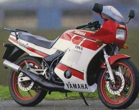1986 YAMAHA 350 RD