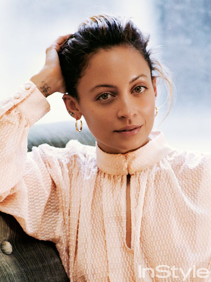 Nicole Richie on Her Skin Secrets and the Concealer She Swears By from InStyle.com