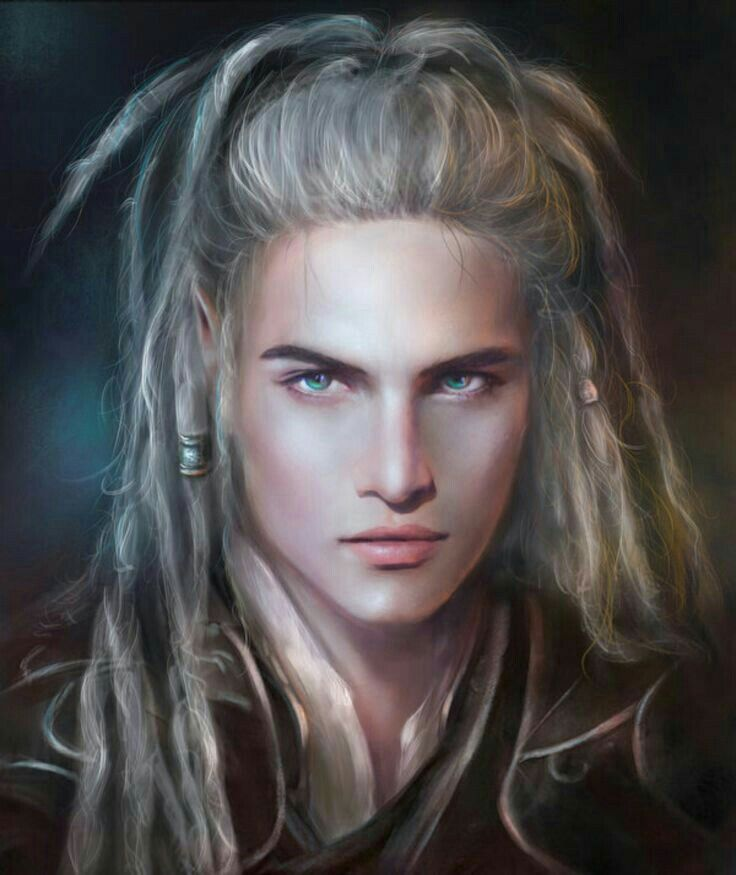 Vampire Platinum: Portraits/character Inspiration Images