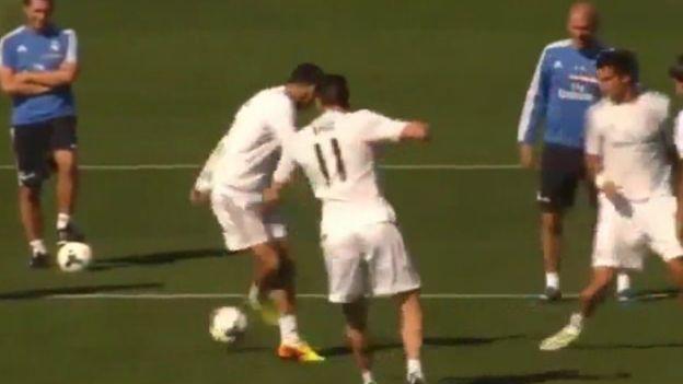 Gareth Bale le hizo alucinante huacha a Cristiano Ronaldo (VIDEO)