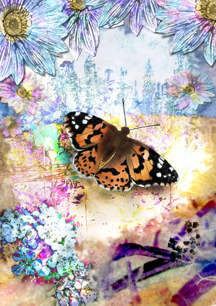 Living Wonder Digital Painting