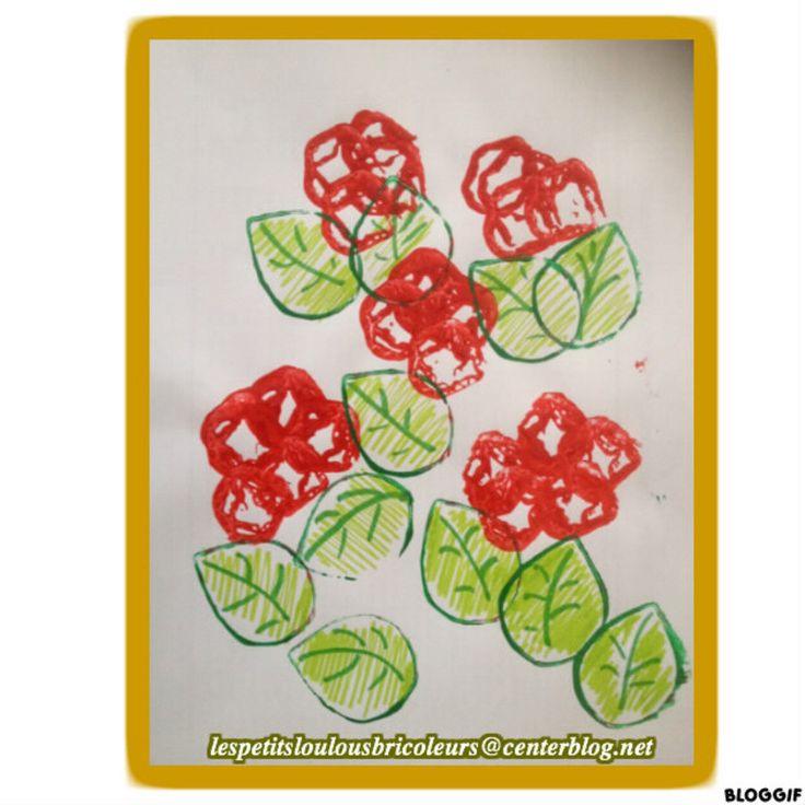 les 44 meilleures images propos de fleurs cr ations pour enfants sur pinterest fleurs. Black Bedroom Furniture Sets. Home Design Ideas