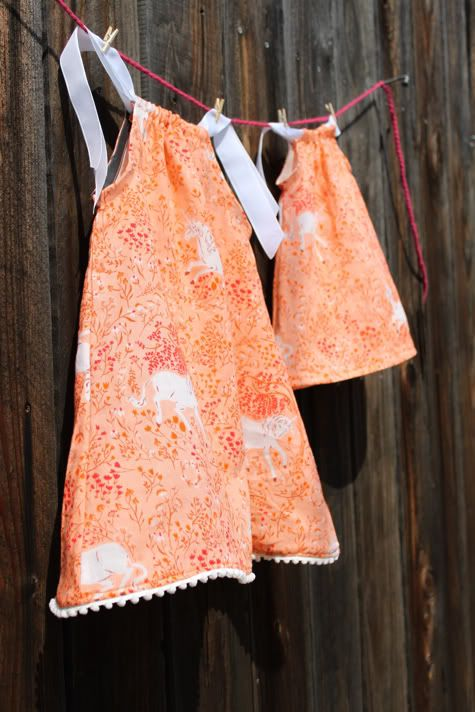 DIY Pillowcase Baby Dress Tutorial