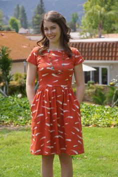 Tips for knits w/o a serger. Pattern is Moneta by Collette