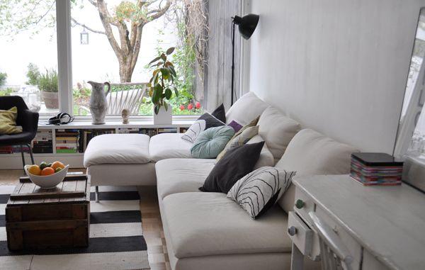 s derhamn sofa ikea interior and ideas pinterest wohnzimmer einrichten und wohnen und. Black Bedroom Furniture Sets. Home Design Ideas