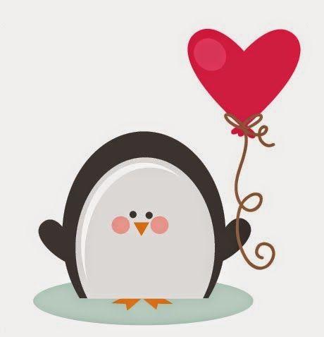 Carson's Creations: Be Mine Little Penguin