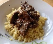 Recipe Paleo Mongolian Beef by paleomama - Recipe of category Main dishes - meat