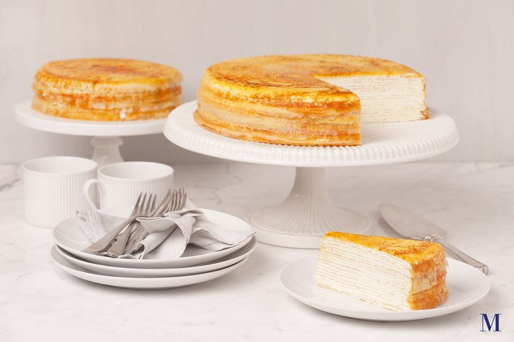 Gotta try the 20-crepe-layered cake at the Singapore outpost of Los Angeles bakery, Lady M Confections. Marina Sq 02-103
