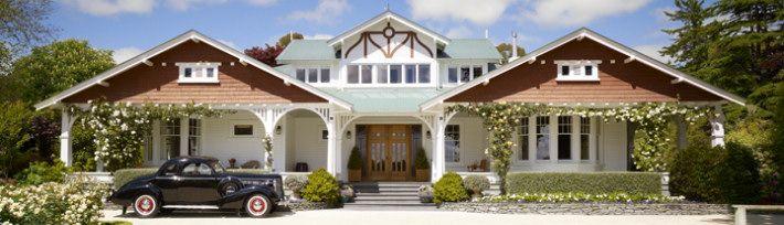 Glen Aros Homestead, Hastings