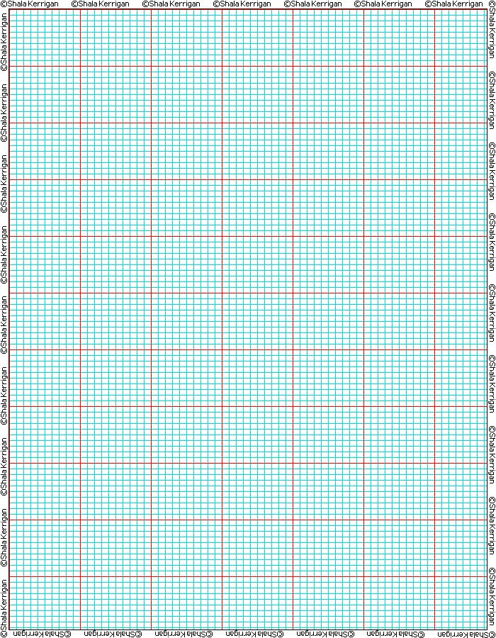 The 25+ Best Knitting Graph Paper Ideas On Pinterest | Make Your