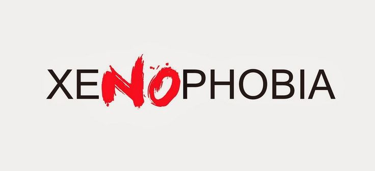 Image result for no to xenophobia in south africa