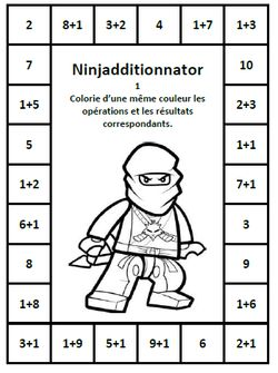 Additions (avec images) | Additions ce1, Maths ce1 ...