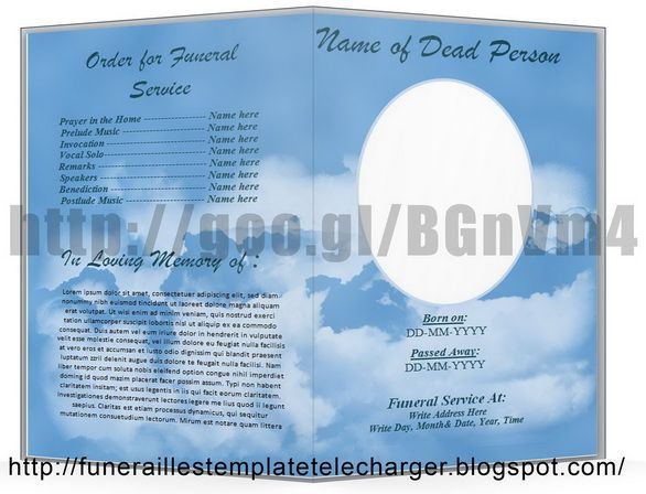 modele cv gratuit funeraire