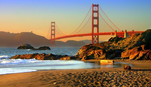 San Fran...left my heart there in 1987