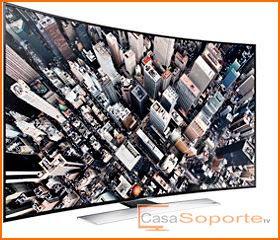 soportes de pared para televisores curvos