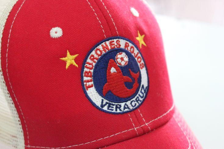 "Gorra ""Tiburones Rojos Veracruz"""