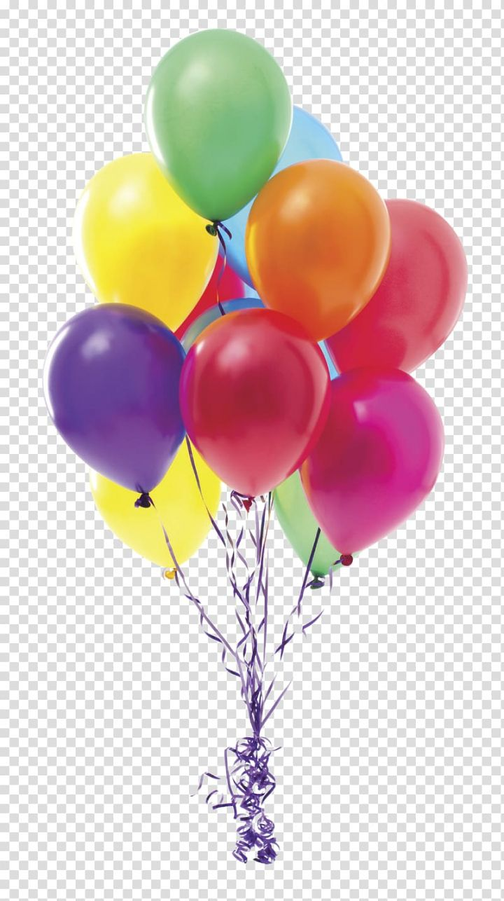 Toy Balloon Helium Party Birthday Balloon Transparent Background Png Clipart Balloons Transparent Background Clip Art