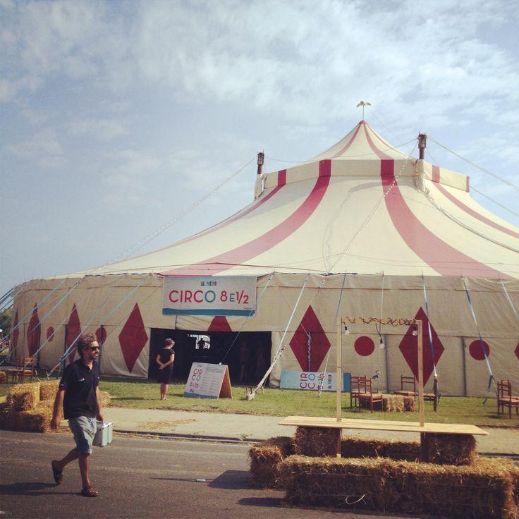 Il circo di Al Meni