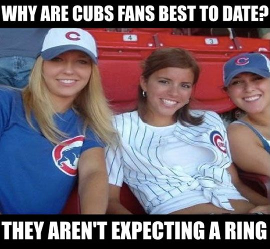 Chicago cubs dating