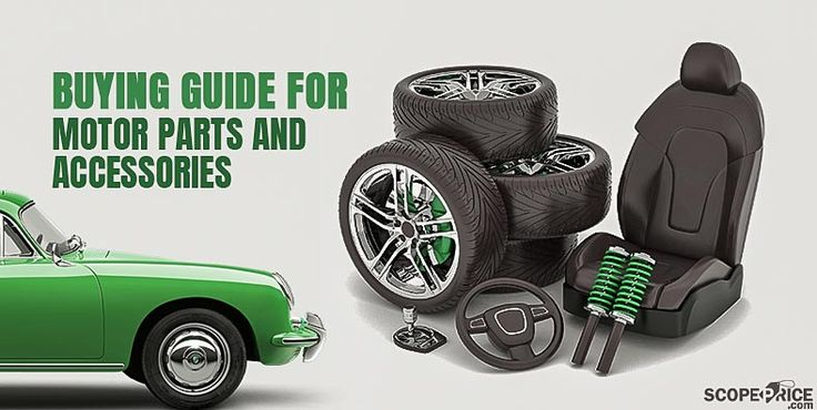 Read our buying guide to get better auto parts online. Get the information you need for cheap car parts or motorcycle parts and accessories. #motorcycle #motorbike #motorcar #motor #accessories #buying #buyingguide #scopeprice