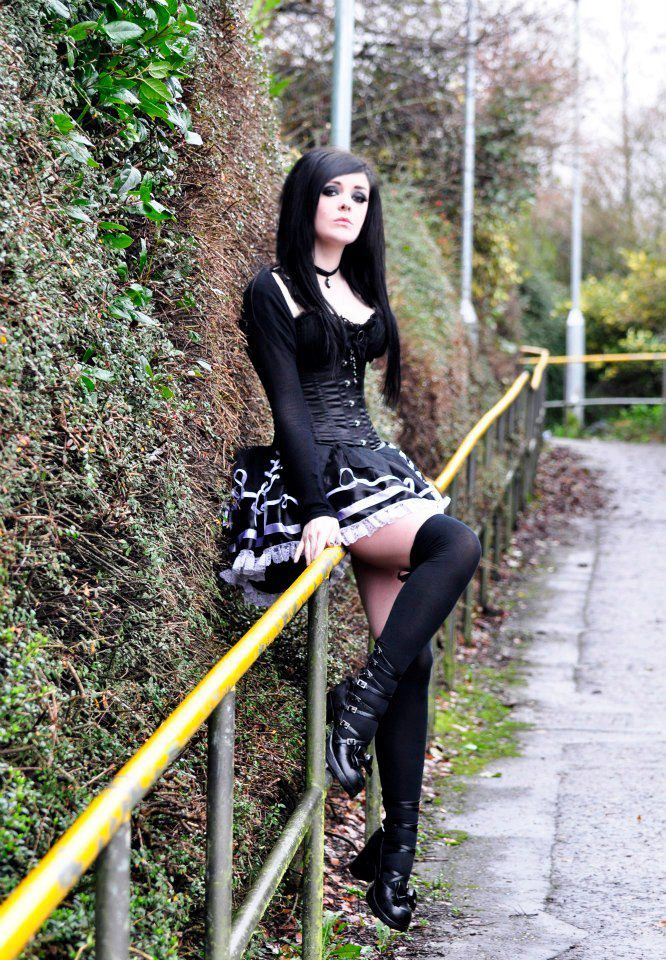 from Marcelo hot nude gothic models